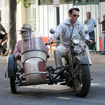 Johnny Depp Returns As Hunter S. Thompson In This Trailer For The Rum Diary