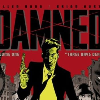 Indie Comic Book Series The Damned To Be Turned Into TV Series By Showtime