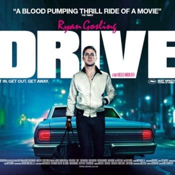 UK Poster And Trailer For Nicolas Winding Refn's Drive