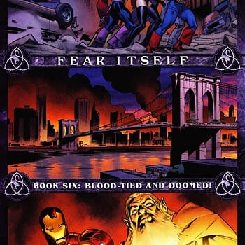 A Look At Fear Itself #6… Courtesy Of Fear Itself #5