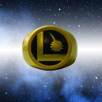 DC Comics' Legion Flight Ring Giveaway In October