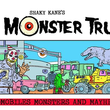 Why Shaky Kanes Monster Truck Reminds Me Of The Very Hungry Caterpillar…
