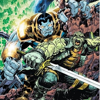 Will OMAC/Frankenstein Be The First Crossover Of DC Comics New 52