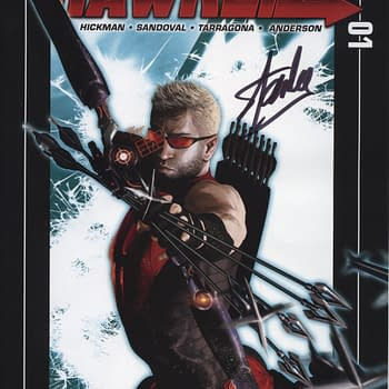 How To Find A Stan Lee Signed Ultimate Hawkeye #1 Tomorrow