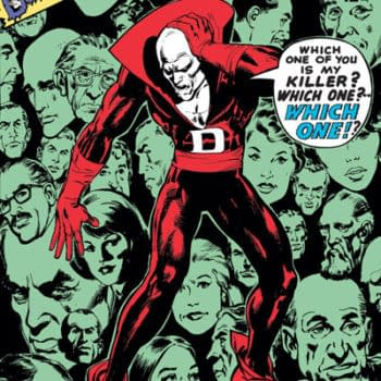 DC's Deadman In Development For Television At The CW