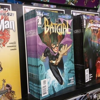 Want DC Relaunch First Prints? Head To Hastings
