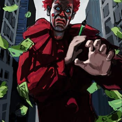 The Whitechapel Challenge – Redesigning The Crimson Clown