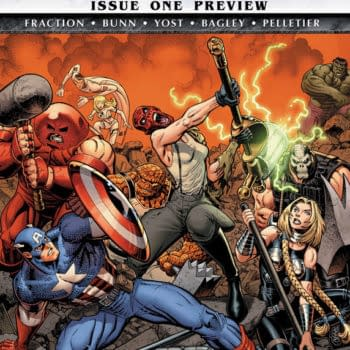 Captain America Calls Finders Keepers In The Fearless #1