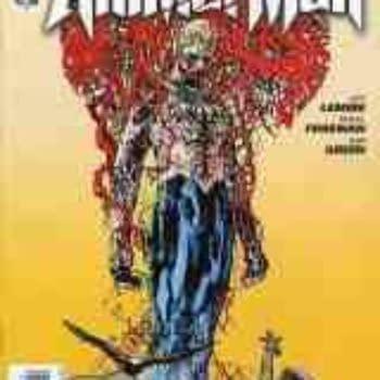 Animal Man #1 Gets A Second Print