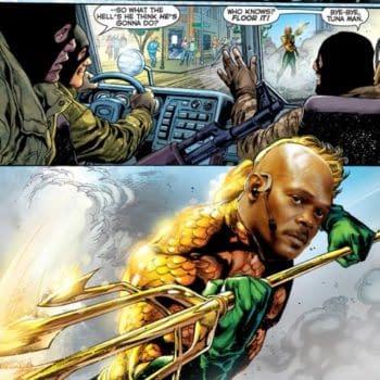 How Can We Get Samuel Jackson To Play Aquaman?