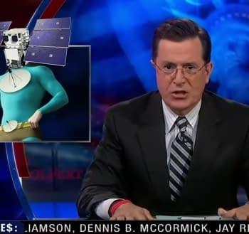 Stephen Colbert Has Been A Star Wars Fan Longer Than You
