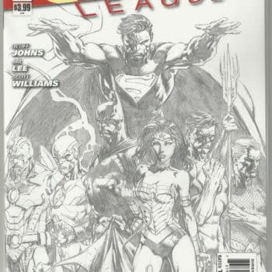 Justice League #1 Hits eBay – Hard