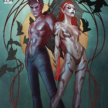 Monday Runaround &#8211 Vampires And Catwomen