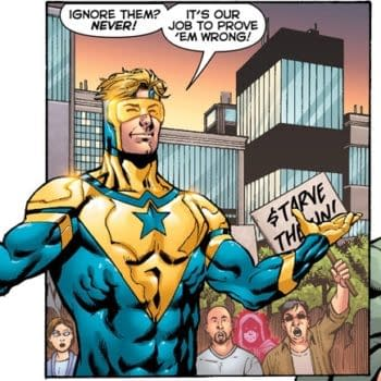 Strangespotting: Two More Appearances In JLI And Dark Knight
