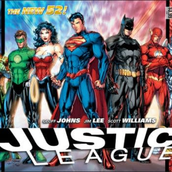 Justice League #1 Second And Third Print To Arrive Together