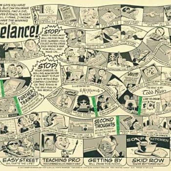 Todd Klein And Shawn McManus Show Us All How To Go Freelance In This New Print