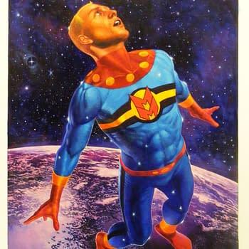 And Finally… Chris Westons Marvelman