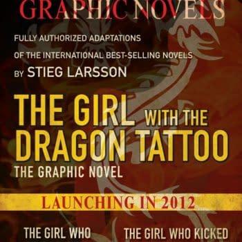 Sylvain Runberg And José Homs To Adapt Stieg Larsson's Millenium Trilogy As A Comic