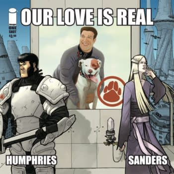 Our Love Is Real: The Image Edition Debuts Early At New York Comic Con