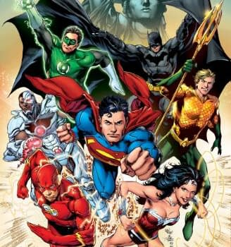 DC Announces Justice League #1 Sells A Quarter Of A Million  Fourteen Books Sell Over A Hundred Thousand And Five Million Comics Sold In Six Weeks