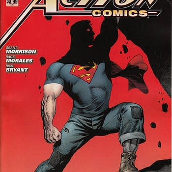DC Comics Second Print Gallery