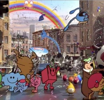 Knight Rider The Mr Men Yogi Bear Muttley And More In New TV Ad For Yogurt