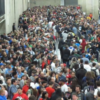 New York Comic Con Sold Out For The Weekend… Except When It's Not