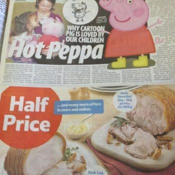 Peppa Pig Confronts Her Inevitable Doom