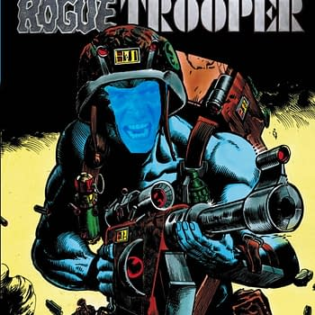 Grant Morrison To Write Rogue Trooper Movie