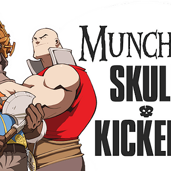 The Fantasy Teaming Of Munchkin And Skullkickers