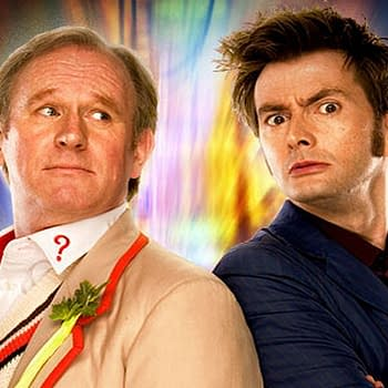 Prepare To Be Surprised By The Doctor Who Children In Need Minisode