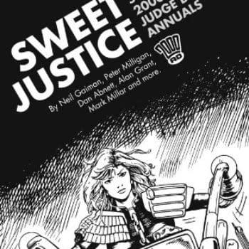 When Gaiman, Millar, Milligan, Abnett And Grant Wrote Judge Dredd Prose Stories…