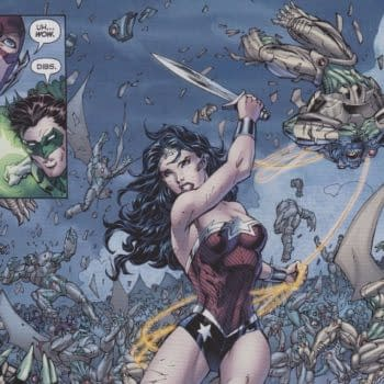 Fourteen Thoughts About Fourteen DC Comics – Justice League, Batman, Red Hood And The Outlaws, DC Universe Presents, Catwoman, Wonder Woman, Supergirl, My Greatest Adventure, Green Lantern Corps, Birds Of Prey, Nightwing, Legion Of Super Heroes, Blue Beetle And Captain Atom