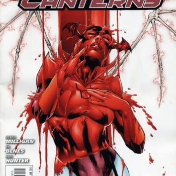 Red Lanterns #3 – As Bad As Shakespeare