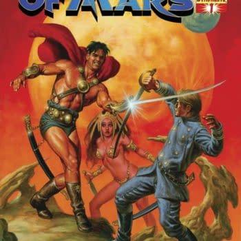 Claimbusters: Warriors Of Mars Vs League Of Extraordinary Gentlemen