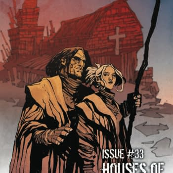 Antony Johnston's Wasteland Goes Monthly With Issue 33 For $1
