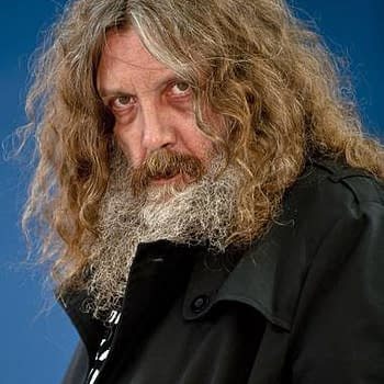 Childrens Mobiles And Horned Whales – Five Paragraphs From Alan Moore