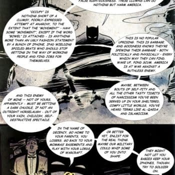 Putting Frank Miller's Words Into Batman's Mouth