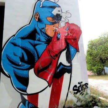 Captain America Cannabis Seized In San Diego