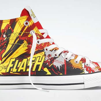 Sneakers And Number Plates – New Old Looks For DC Comics