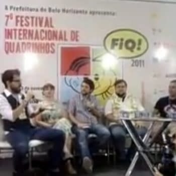 That Brazilian Marvel Panel On Video… Including Iron Fist Hint Hint