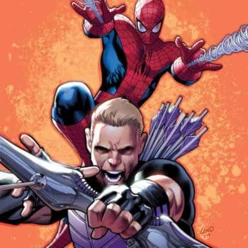 Joe Madueira Off Avenging Spider-Man, Greg Land On… As They Planned