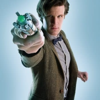 Matt Smith Signs Up For Pride And Prejudice And Zombies