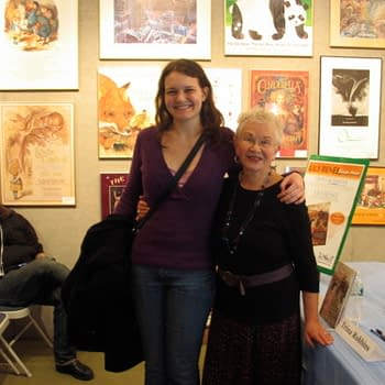Meeting Golden Age Art Goddess Lily Renée