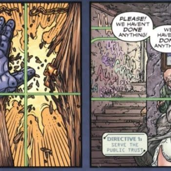 Frank Miller Vs Alex Cox On OWS… And Robocop