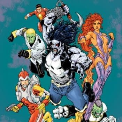 DC Comics Cancels Fifth Volume OF R.E.B.E.L.S.