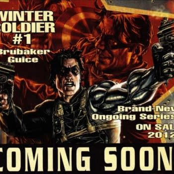 The Winter Soldier #1 From Brubaker And Guice In 2012