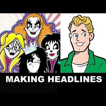 Grace Randolphs Between The Panels With Archie Comics Alex Segura