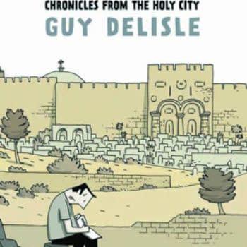 Drawn And Quarterly To Publish Angoulême Winner – Guy Delisle's Jerusalem