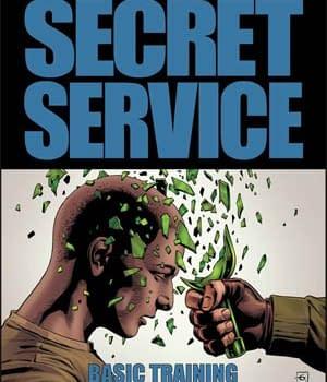 Swipe File: Millar And Gibbons The Secret Service